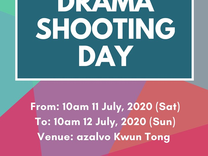 Drama Shooting Day