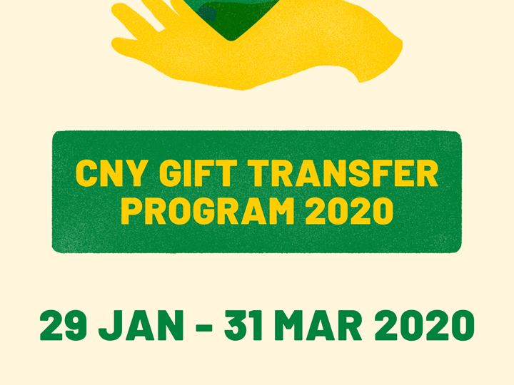 CNY Gift Transfer Program 2020
