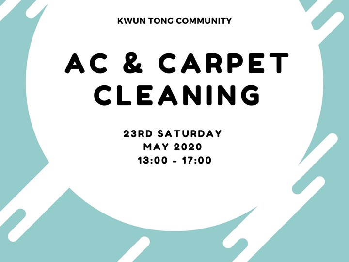 azalvo Kwun Tong - Carpet Cleaning & Pest Control - Saturday 23 May 2020